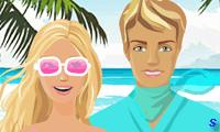 Барби и Кен в отпуске