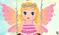 Маленькая Баня цветочная фея