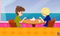 Кафе пончиков