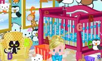 Детская комната: найди буквы
