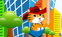 Подвижная кошка