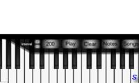 Игра на пианино онлайн