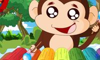 Музыкальная обезьяна