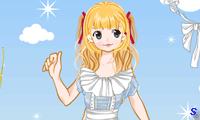 Новая одежда для принцессы радуги