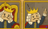 4 принцессы короля Зентиболда