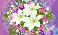 Создай букет цветов