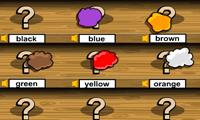 Логическая развивающая игра: цвета