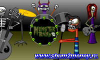 Зомби музыканты