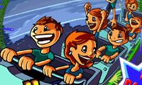 Веселые детские горки