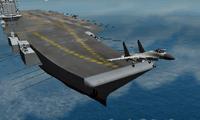 Полет на истребителе F-15