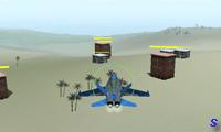 Команда к бою: бомбардировка вражеских объектов