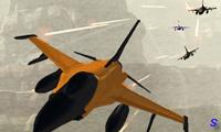 Симулятор военного самолета