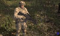 Военная стрелялка