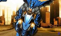 Бэтмен на супер байке