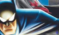 Бэтмен спасает девушку Бэтгёрл