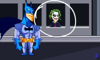 Бэтмен: прыгающий по домам