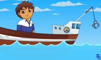 Диего чистит море