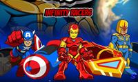 Железный человек: гонка супергероев