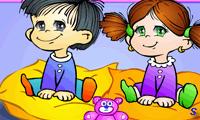 Няня детского сада