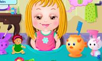 Уход за волосами Малышки Хейзел