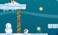 Зимние приключения снеговика