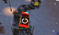 Припаркуй сани дед Мороза