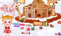 Малышка Хейзел: новогодние игры