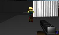 Майнкрафт зомби блоки