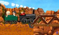Построй мост для поезда