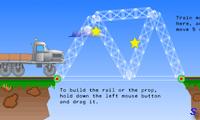Строим железнодорожный мост