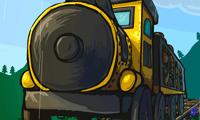 Поезд на угле