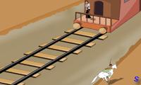 Перестрелка на поезде