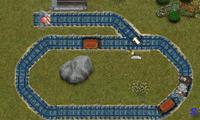 Моя детская железная дорога