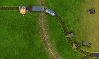 Железнодорожная война