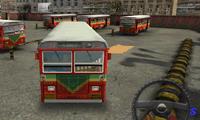 Симулятор вождения автобуса