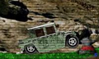 Езда на джипе по минному полю