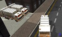 Симулятор вождения мусоровоза