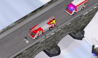 Пожарное депо на машинах Ивеко
