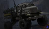 Мрачный грузовик 2