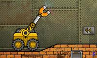 Погрузчик грузовика 4