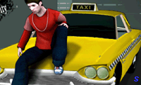 Такси гангстера