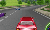 Класическая гонка на машинах