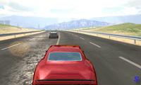 Бешеная гонка по шоссе