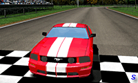Вождение гоночной машины