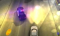 Сумасшедший водитель автомобиля