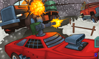Дорога ярости 2: ядерная зима