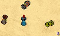 Гонка на выживание: монстры грузовики