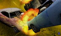 Песочная арена: битва машин