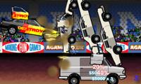 Полет: разрушение машин