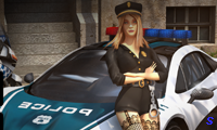 Полицейский участок: трудная парковка